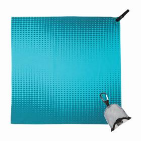 PackTowl Nano handdoek turquoise/petrol